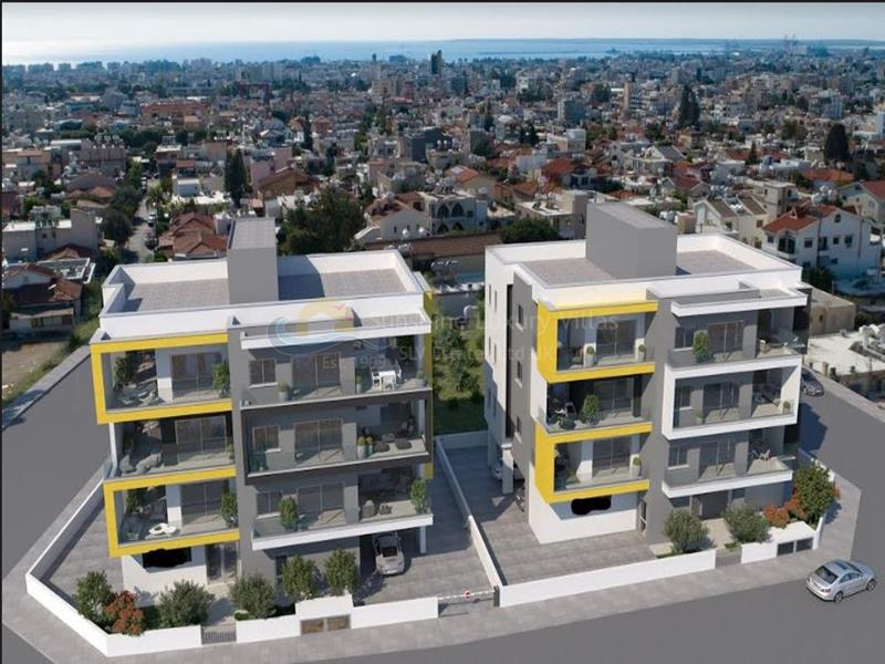 Investment Property in Limassol