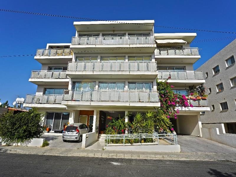 Penthouse in Agios Dometrios