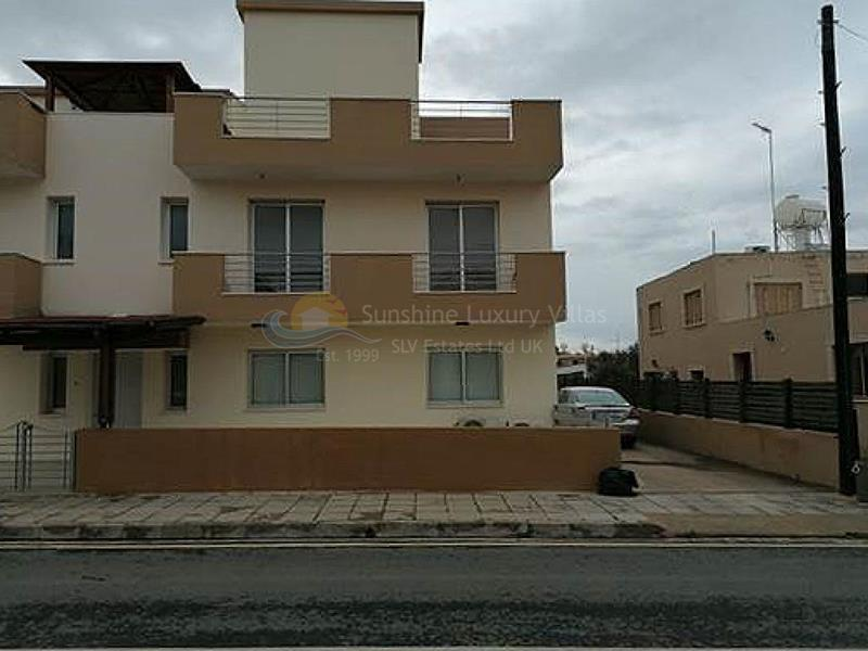 Apartment in Ormideia