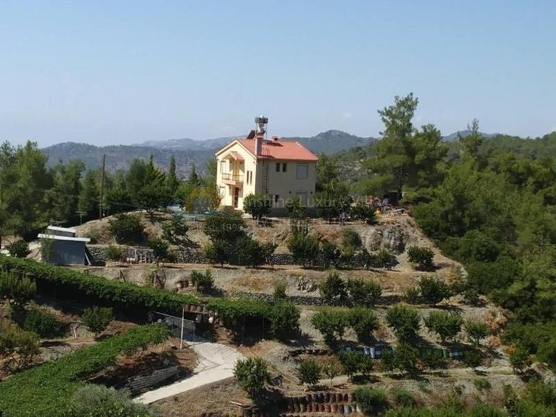 Village House in Agros