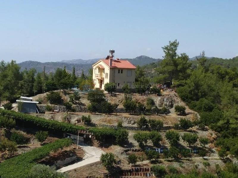 Village House in Agros