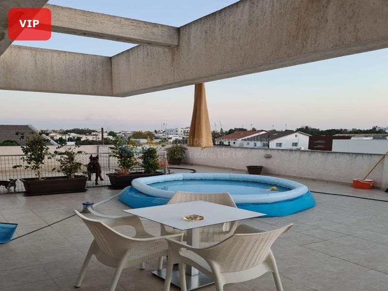 Penthouse in Aradippou