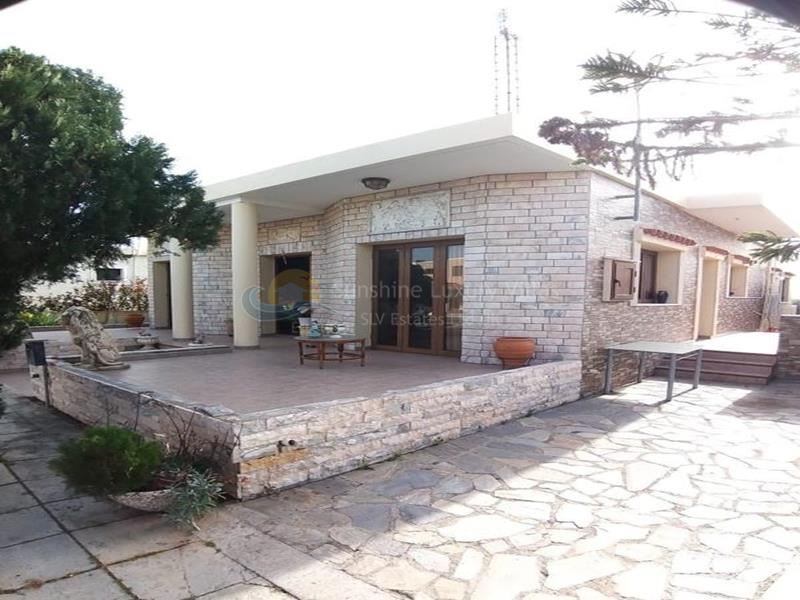 Bungalow in Vrysoulles