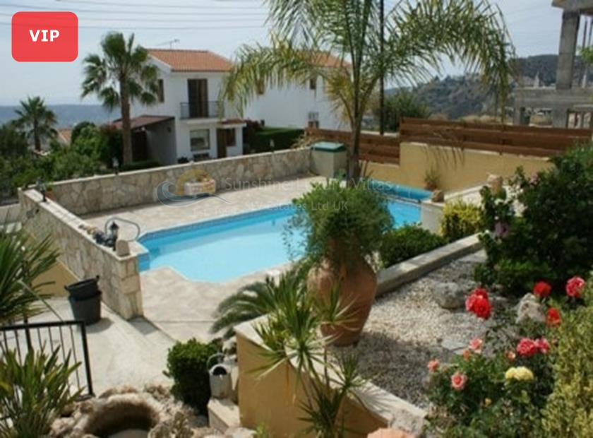 House in Pissouri Village