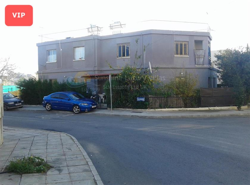 Investment Property in Omonoia