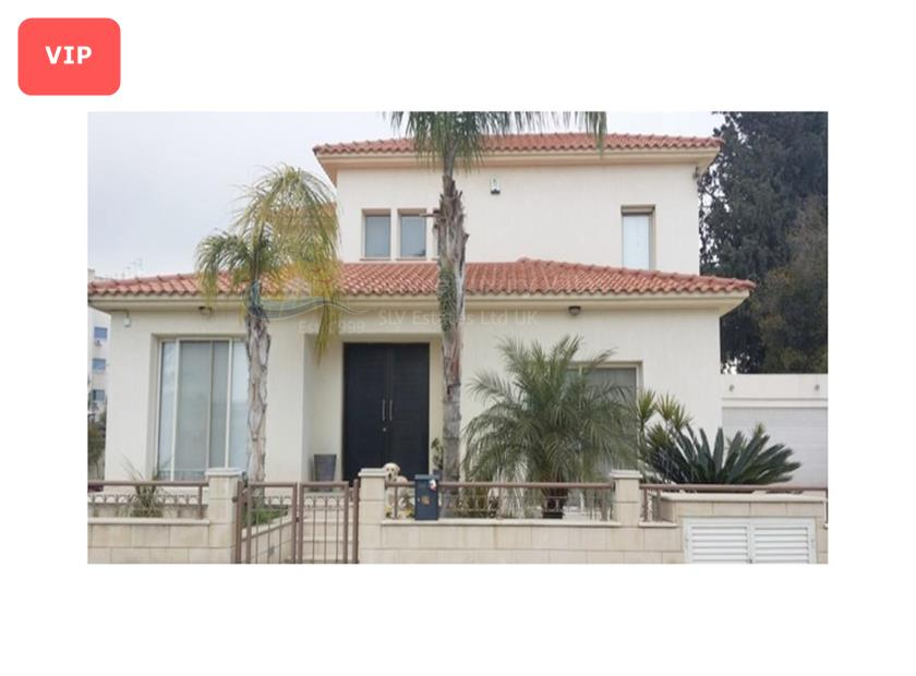 Detached Villa in Linopetra