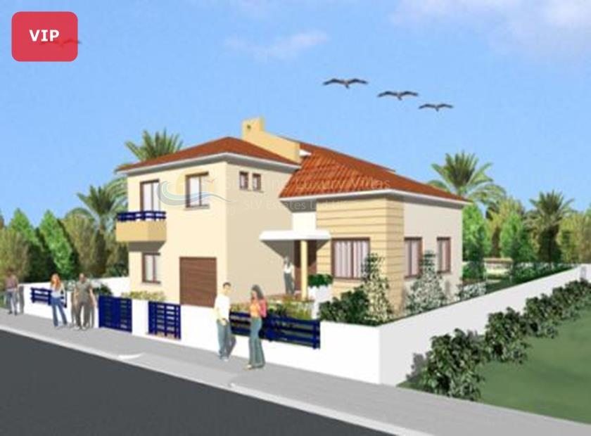 Villa/House in Avgorou