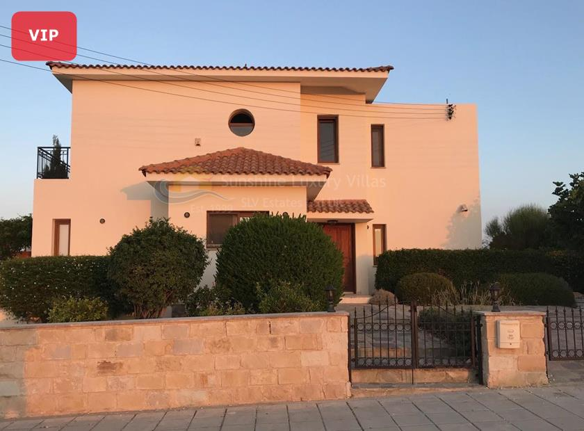 Villa/House in Pissouri Bay