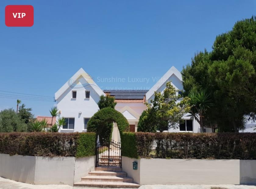 Detached Villa in Pentakomo