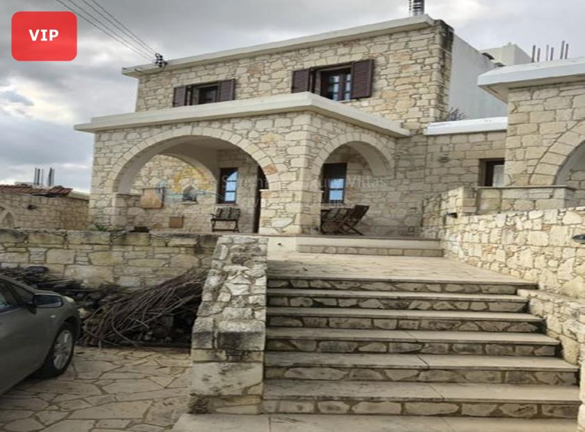 Detached Villa in Simou