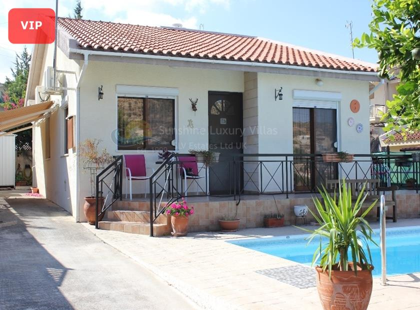 Bungalow in Palodeia