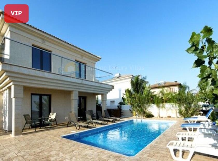 Detached Villa in Kapparis
