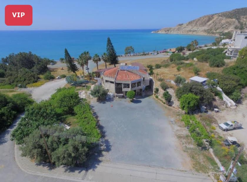 Commerial Property in Pissouri Bay