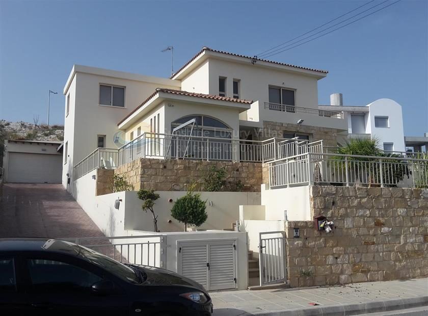 Villa/House in Yeroskipou