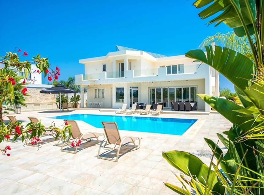 Villa/House in Trikomo
