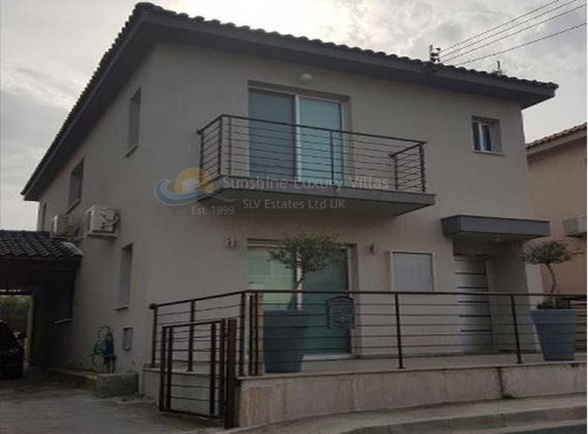 Detached House in Kolossi