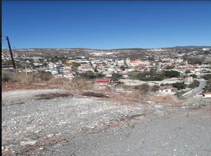 Building Plot in Agios Tychonas