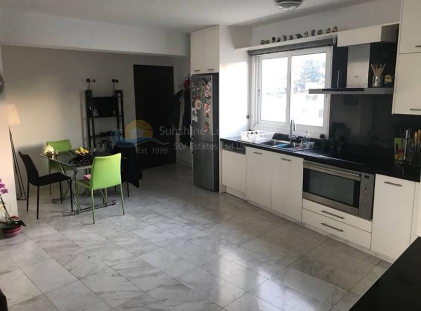 Apartment in Aglantzia
