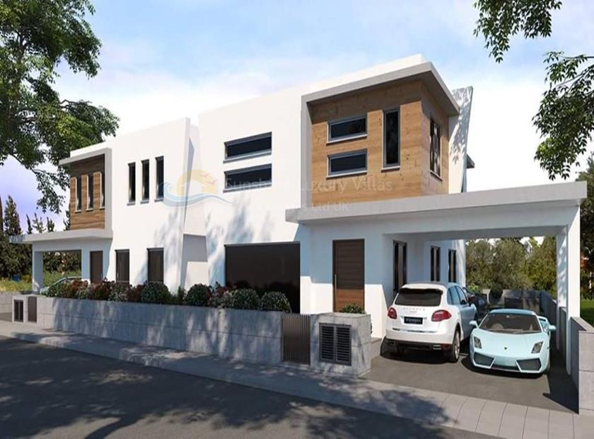 Villa/House in Lakatameia
