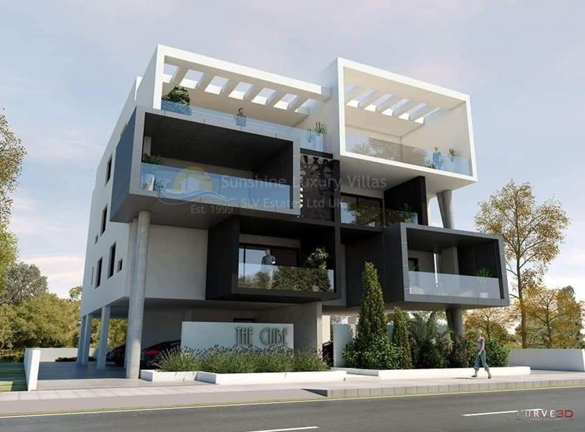 Apartment in Agios Dometrios