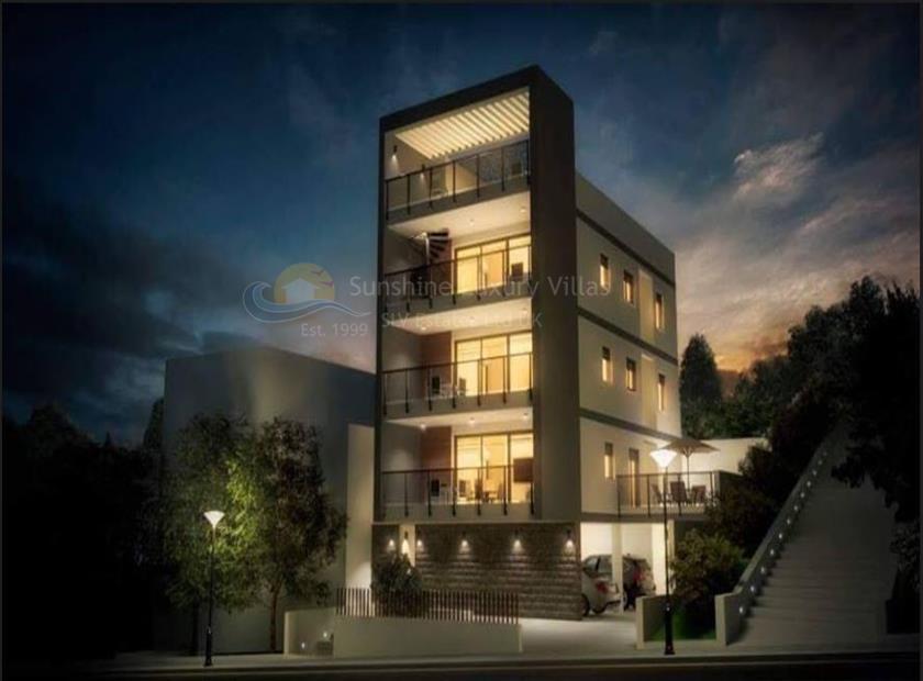 Apartment in Agios Athanasios