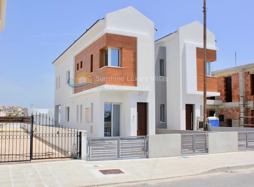 House in Kolossi