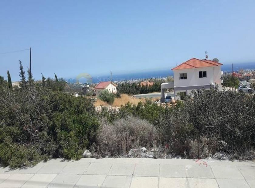 Building Plot in Agios Athanasios