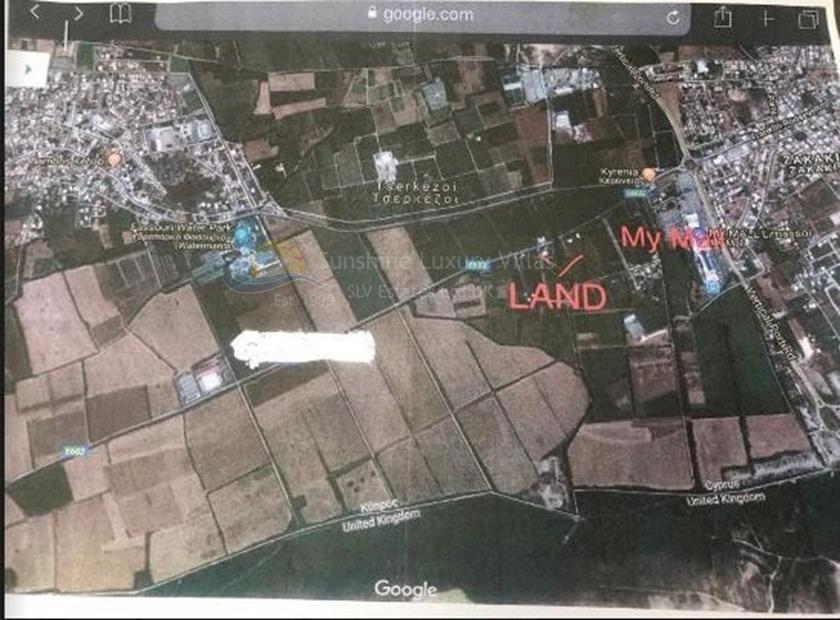 Building Plot in Limassol