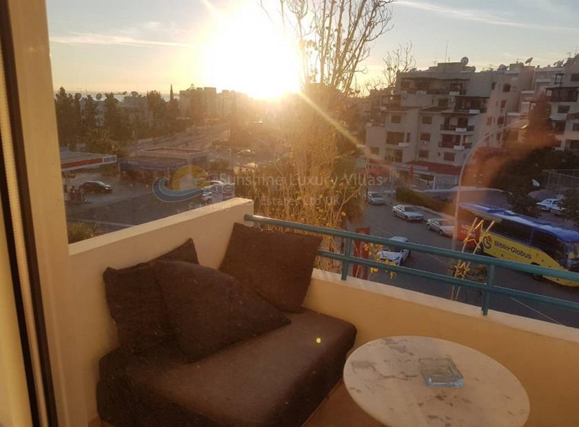 Apartment in Agios Tychonas