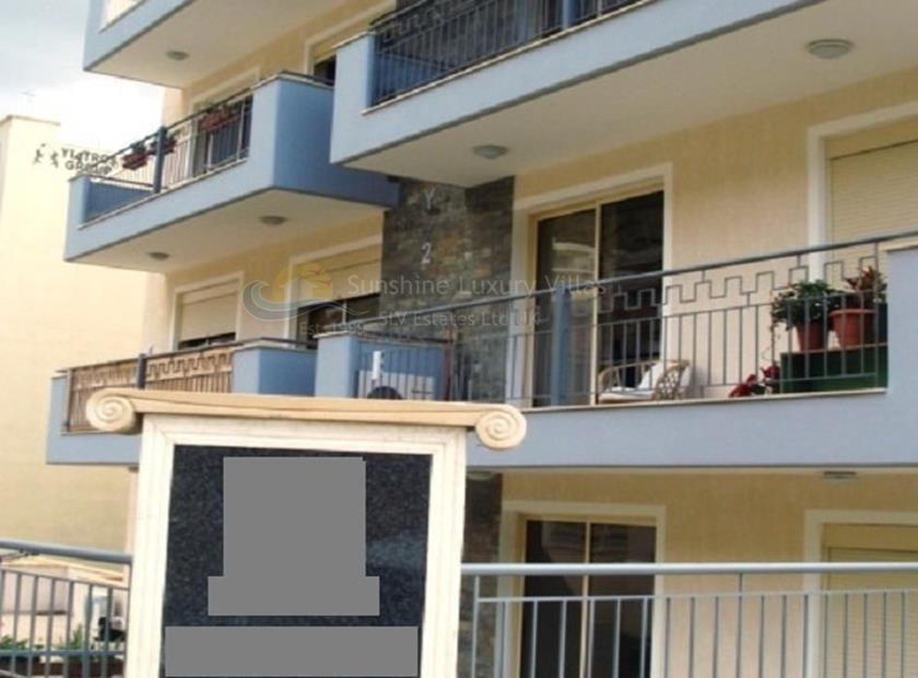 Apartment in Germasogeia