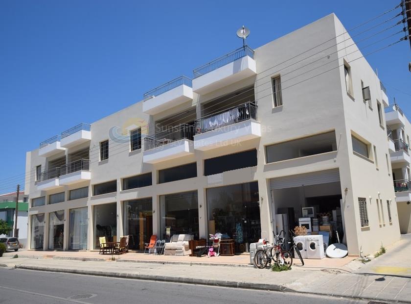 Apartment in Chlorakas