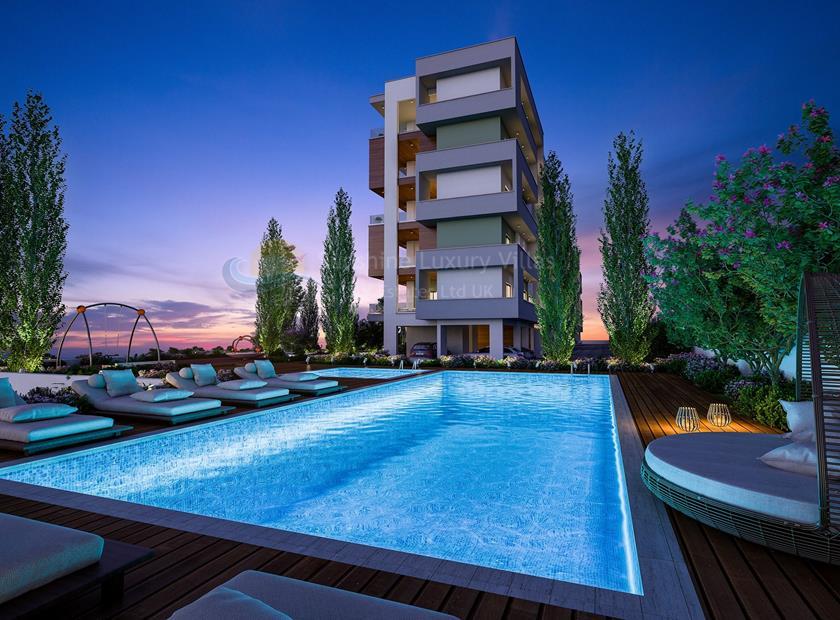 Penthouse in Tourist Area