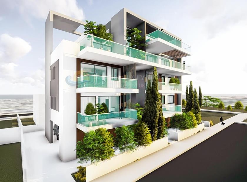 Penthouse in Germasogeia