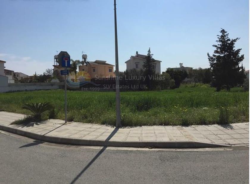 Land in Oroklini