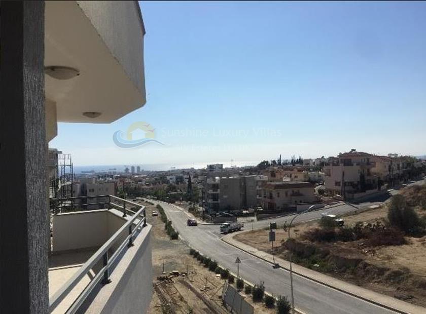 Penthouse in Agios Athanasios