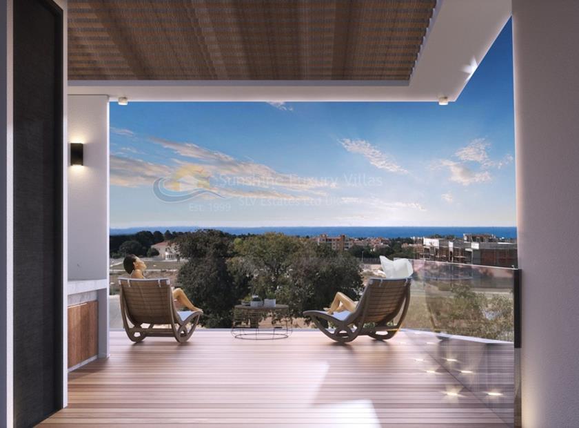 Apartment in Paphos