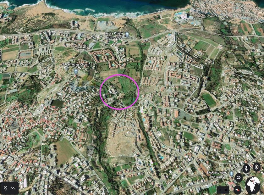 Building Plot in Paphos