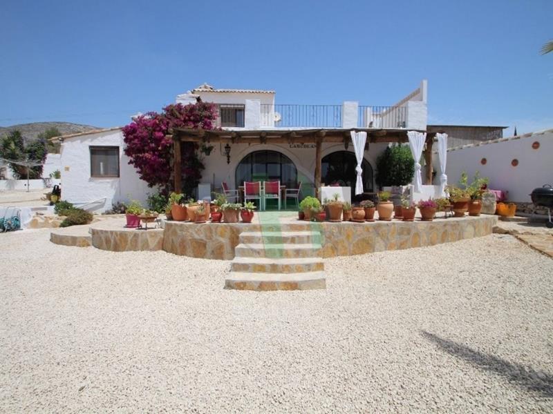 Villa in Teulada