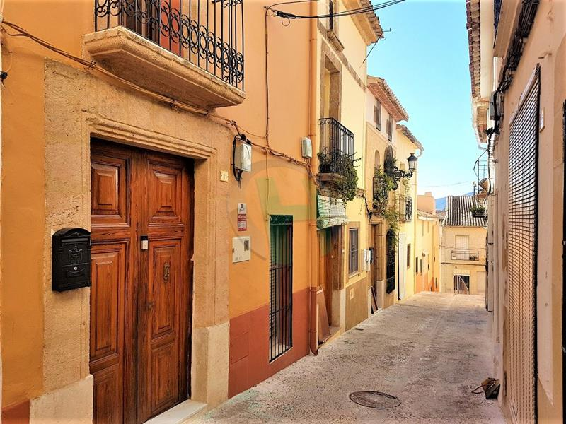Town House in Teulada