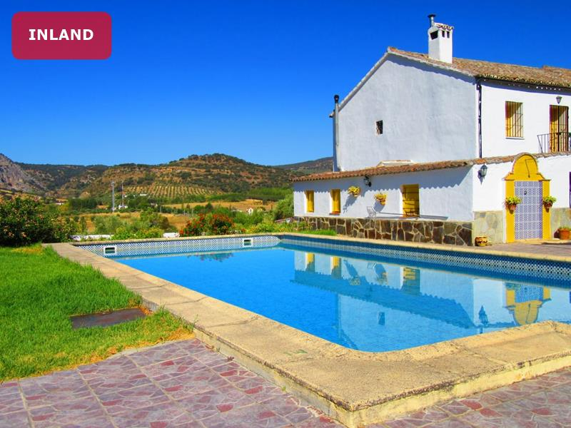Country House in Ronda
