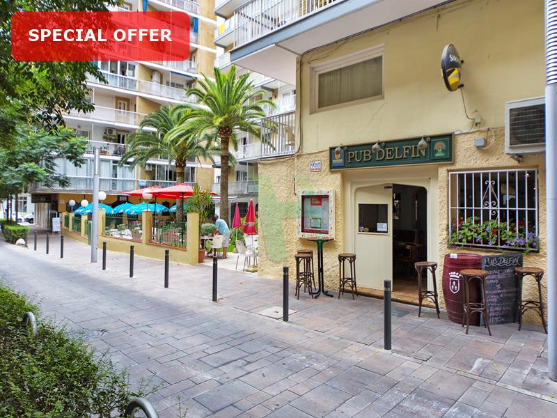 Commercial Property in Calpe