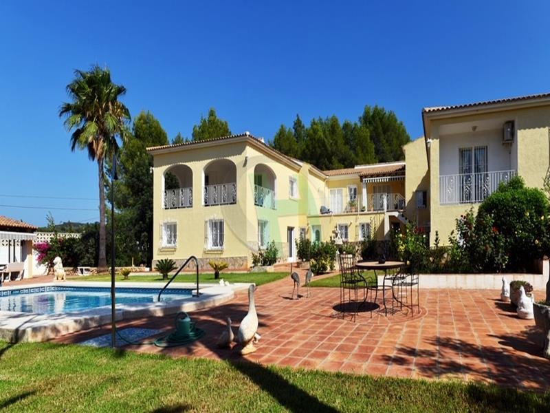 Villa in Lliber