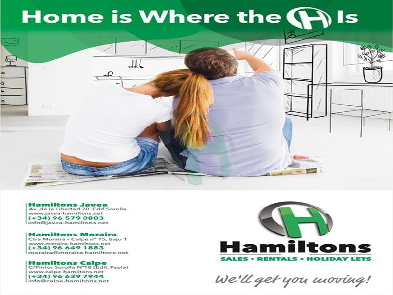 Hamiltons Jalon