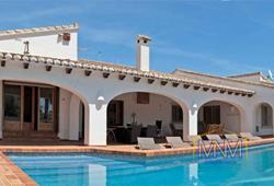 6 bedroom Villa For Sale Moraira