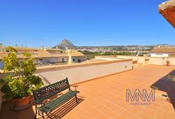 3 bedroom Střešní apartmán for sale in Javea
