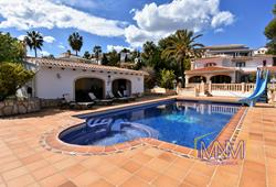 6 bedroom Vila for sale in Moraira