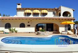 4 bedroom Villa For Sale Moraira