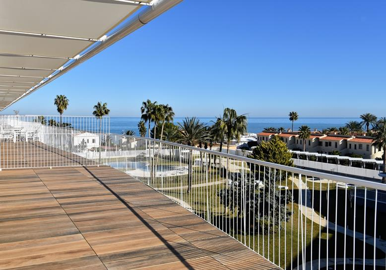 Penthouse in Denia