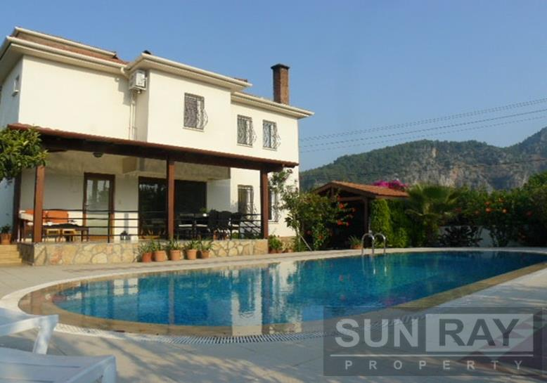 Villa with private pool in Dalyan