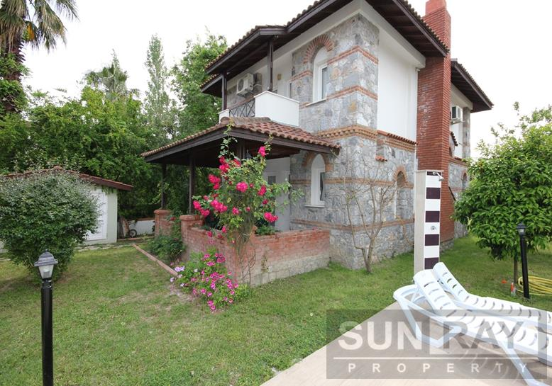 Villa with shared pool in Dalyan
